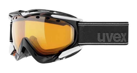 UVEX apache goggles zwart
